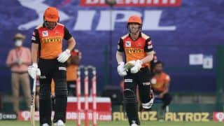 SRH vs RR Dream11 Team Prediction And Hints IPL 2020: Captain, Vice-Captain, Fantasy Playing Tips, Probable XIs For Today's Sunrisers Hyderabad vs Rajasthan Royals T20 Match 26 at Dubai International Cricket Stadium 3.30 PM IST Sunday October 11