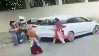 हरियाणा: बल्लभगढ़ में छात्रा निकिता की हत्या में लव जिहाद एंगल, CCTV फुटेज पर मचा है हंगामा