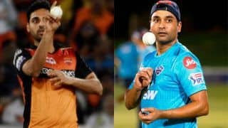 IPL 2020: Bhuvneshwar Kumar And Amit Mishra Out of Season Due to Injuries