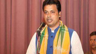 त्रिपुरा CM का विचित्र बयान-घरों में विवेकानंद की लगाएं तस्वीर, 30-35 साल तक BJP करेगी राज