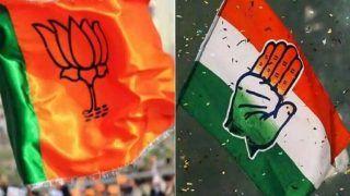 Gujarat Municipal Election Results 2021 LIVE: गुजरात के 6 नगर निकाय चुनाव में BJP को बड़ी बढ़त, कार्यकर्ताओं में जोश