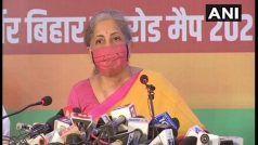 Bihar Assembly Election 2020: भाजपा की सरकार बनी तो कोरोना का टीका फ्री, ये हैं 11 संकल्प...
