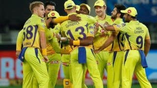 IPL 2020: CSK Captain MS Dhoni Hails 'Close to Being Perfect' Game After Victory Over SRH