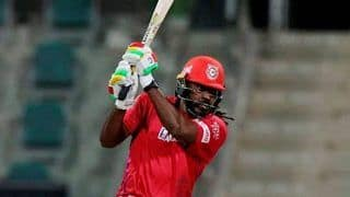 IPL 2020: Chris Gayle Becomes First Batsman to Hit 1000 Sixes in T20 Cricket