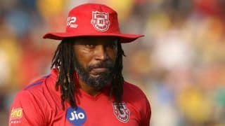 When Will Gayle and Mujeeb Play For KXIP? Batting Coach Jaffer Answers