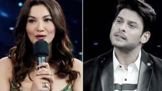 Bigg Boss 14: Sidharth Shukla Tells Gauahar Khan To Not Touch Him, Says 'I Have a Girlfriend At Home'