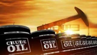 कच्चे तेल के वायदा  में जोरदार गिरावट, 4 फीसदी गिरकर 2,811 रुपये पर पहुंचे भाव