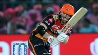 Sunrisers Hyderabad Didn't Gauge The Wicket Properly, Says Captain David Warner
