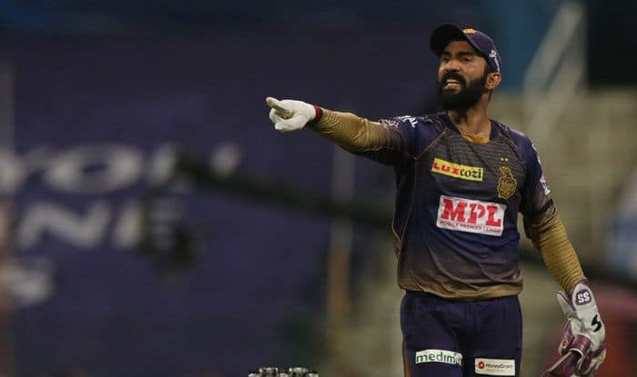 IPL 2020: Here is Why KKR Could Drop Karthik From Playing 11