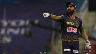 A Good Game But Lot of Areas we Could Improve: KKR Captain Dinesh Karthik