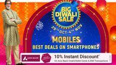 Flipkart Big Diwali Sale: फ्लिपकार्ट पर नई सेल, ₹10 हजार से कम में मिलेंगे ये धांसू स्मार्टफोन