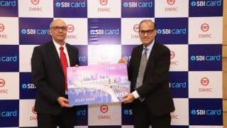 'Delhi Metro-SBI Card' a Credit-Cum-Smart Card Launched