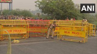 Protesters Block Delhi-Noida Flyway, Demand Justice for Businessman Aman Bainsla