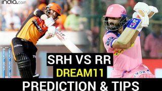 SRH vs RR Dream11 Team Prediction IPL 2020: हैदराबाद-राजस्थान मैच में इन 11 धुरंधरों को दे सकते हैं मौका