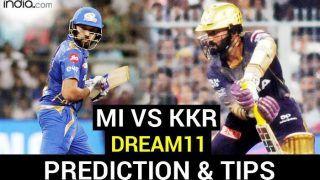 MI vs KKR Dream11 Team Hints And Predictions IPL 2020: Captain, Vice-Captain And Probable XIs For Today's Mumbai Indians vs Kolkata Knight Riders Match 32 at Shiekh Zayed Stadium, Abu Dhabi 7.30 PM IST Friday October 16