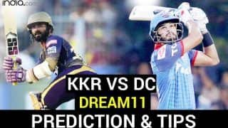 KKR vs DC Dream11 Team Hints And Prediction IPL 2020