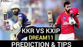 KKR vs KXIP Dream11 Team Prediction Dream11 IPL 2020: Captain, Vice-captain, Fantasy Playing Tips, Probable XIs For Today's Kolkata Knight Riders vs Kings XI Punjab T20 Match 46 at Sharjah Cricket Stadium 7.30 PM IST Monday, October 26