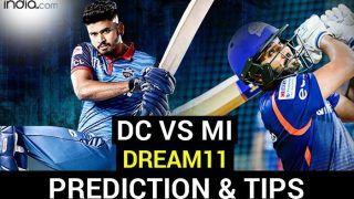 DC vs MI Dream11 Team Prediction Dream11 IPL 2020: Captain, Vice-captain, Fantasy Playing Tips, Probable XIs For Today's Delhi Capitals vs Mumbai Indians T20 Match 51 at Dubai International Stadium 3.30 PM IST October 31 Saturday