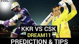 KKR vs CSK Dream11 Team Prediction IPL 2020: जानें, कोलकाता-चेन्नई के बीच मुकाबले में क्या हो सकती है आपकी ड्रीम 11