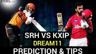 SRH vs KXIP Dream11 Team Hints, Tips For Captain And Vice-Captain, Fantasy Cricket IPL 2020: Sunrisers Hyderabad vs Kings XI Punjab Probable XIs, Match 22 Dubai International Stadium at 7:30 PM IST Thursday, October 8