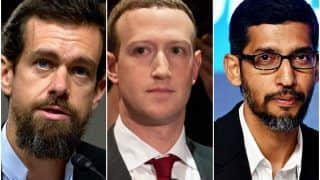 'Who The Hell Are You?', US Lawmakers Scold Twitter, Facebook & Google CEOs During Senate Hearing