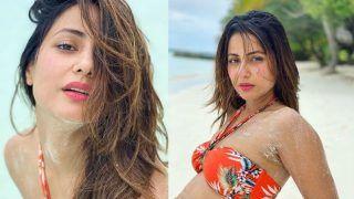 Hina Khan Birthday:हुस्न की मल्लिका हिना खान की बिकिनी तस्वीरें, ब्वॉयफ्रेंड Rocky Jaiswal को पता है ये कमजोरी...