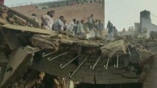 Aligarh: Two Killed, More Than 8 People Injured in Massive Explosion
