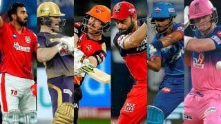 IPL 2020 Playoffs Scenarios: How KXIP, RR, DC, RCB, RR And KKR Can Still Finish in Top-Four