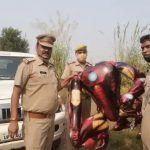 It's a Bird, It's an Alien, It's Iron Man! Balloon Sparks Fears of Alien Invasion in Greater Noida