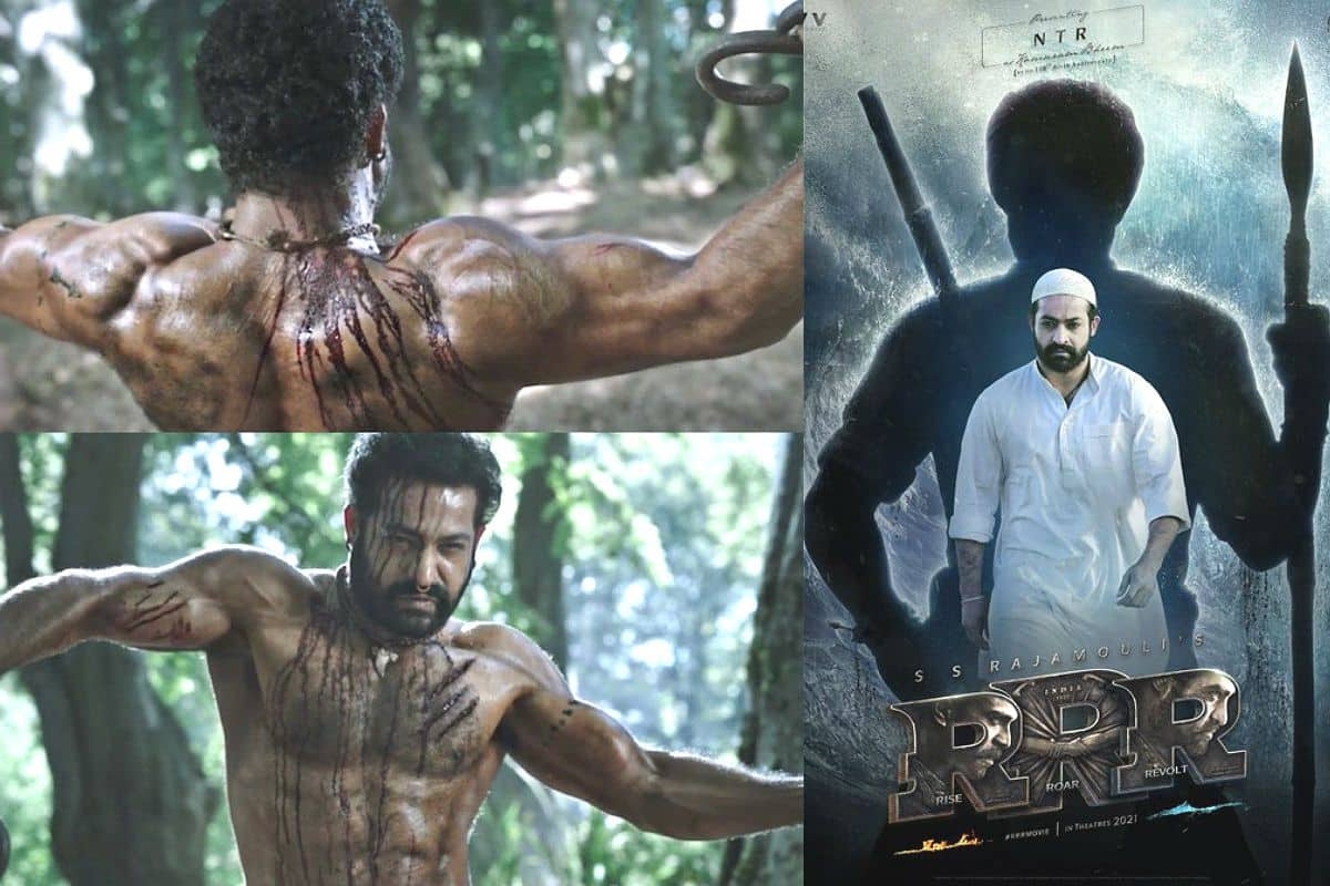Jr NTR's Komaram Bheem Turns Into a Spiritual Muslim Man From a Fierce  Warrior in Teaser of SS Rajamouli's RRR | India.com