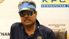 विश्व कप विजेता कप्तान कपिल देव को पड़ा दिल का दौरा; दिल्ली में एंजियोप्लास्टी करवाई