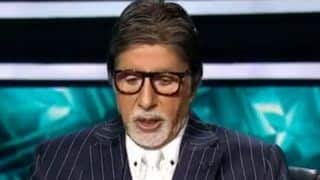 KBC 12 November 5, 2020 Written Updates: Here Are The Answers From Tonight's Episode