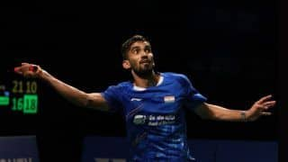 Denmark Open 2020: India's Kidambi Srikanth Beats Toby Penty to Enter 2nd Round