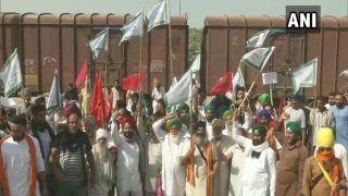 Farm Bill Protest: पंजाब में किसानों का रेल रोको आंदोलन, ट्रेनों का आवागमन बंद, लोग परेशान
