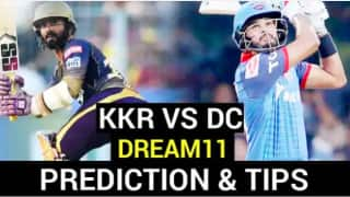 KKR vs DC Dream11 Team Prediction IPL 2020: इस प्लेइंग इलेवन के साथ उतर सकती हैं कोलकता-दिल्ली की टीमें