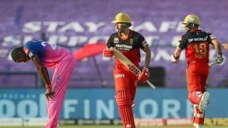 IPL 13, RCB vs RR: Virat Kohli And Devdutt Padikkal Hit Fifties in Facile Win Against Rajasthan Royals