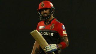 दाएं-बाएं हाथ के बल्लेबाजों का संयोजन बनाने के लिए एबी डिविलियर्स को छह नंबर पर भेजा: कोहली