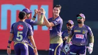 IPL 2020: KKR Captain Morgan Calls Win Over DC as Their Most Complete Performance of The Season so Far