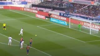 El Clasico: Real Madrid Beat Barcelona 3-1 at Camp Nou
