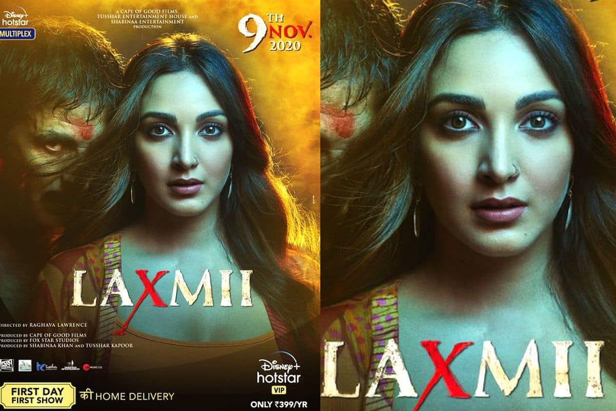 Laxmii Makers Release New Poster After Changing The Title Of Akshay Kumar  And Kiara Advani Starrer | India.com