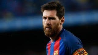 Manchester City Preparing £15m Bid to Sign Lionel Messi During January Transfer Window: Report
