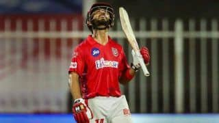 IPL 2020: KXIP Opener Mandeep Singh Attended Father's Funeral Through Video Call