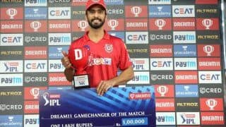 IPL 2020: 'This One is For Him', KXIP Opener Mandeep Singh Dedicates Match-Winning Knock to Late Father