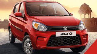 Maruti Suzuki Alto ने पूरे किए दो दशक, लाखों की बनी पसंद