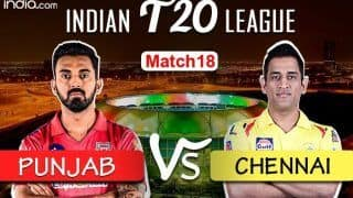 KXIP vs CSK Match 18 Highlights, IPL 2020 Dubai: Watson, Faf Du Plessis Power Chennai to a 10-Wicket Win