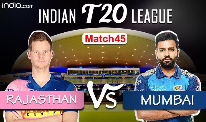 HIGHLIGHTS| IPL 2020, Match 45: Stokes, Samson Star as Rajasthan Beat Mumbai by 8 Wickets
