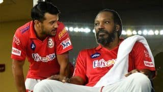 IPL 2020: Here's Why Chris Gayle Was Angry Heading Into The Super Over Against Mumbai Indians