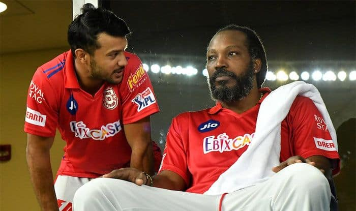 IPL: Here's Why Chris Gayle Was Angry Heading Into The Super Over Against Mumbai Indians