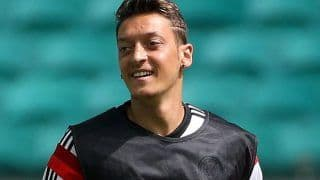 Agent Slams Mikel Arteta For Not Treating Arsenal Midfielder Mesut Ozil Fairly
