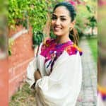 Can You Guess the Price of Mira Rajput's Boho Style Vintage Kutchi Embroidered Top?